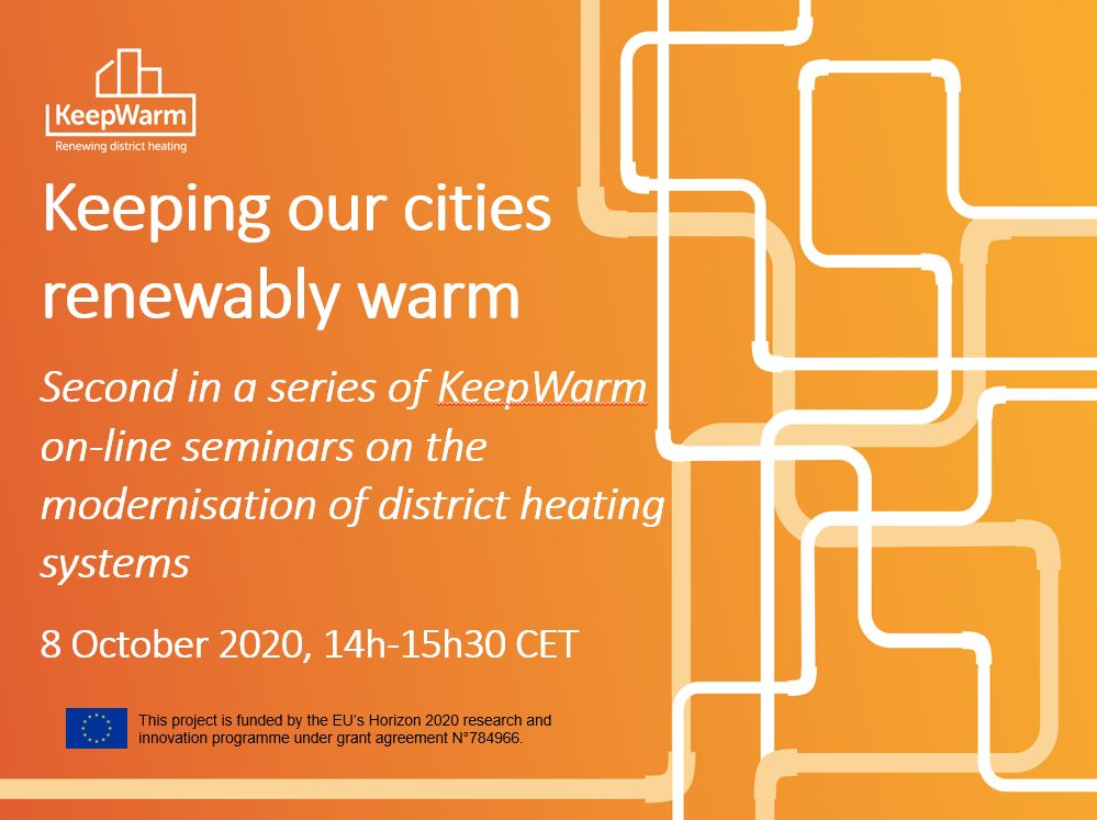 Keeping our cities renewably warm