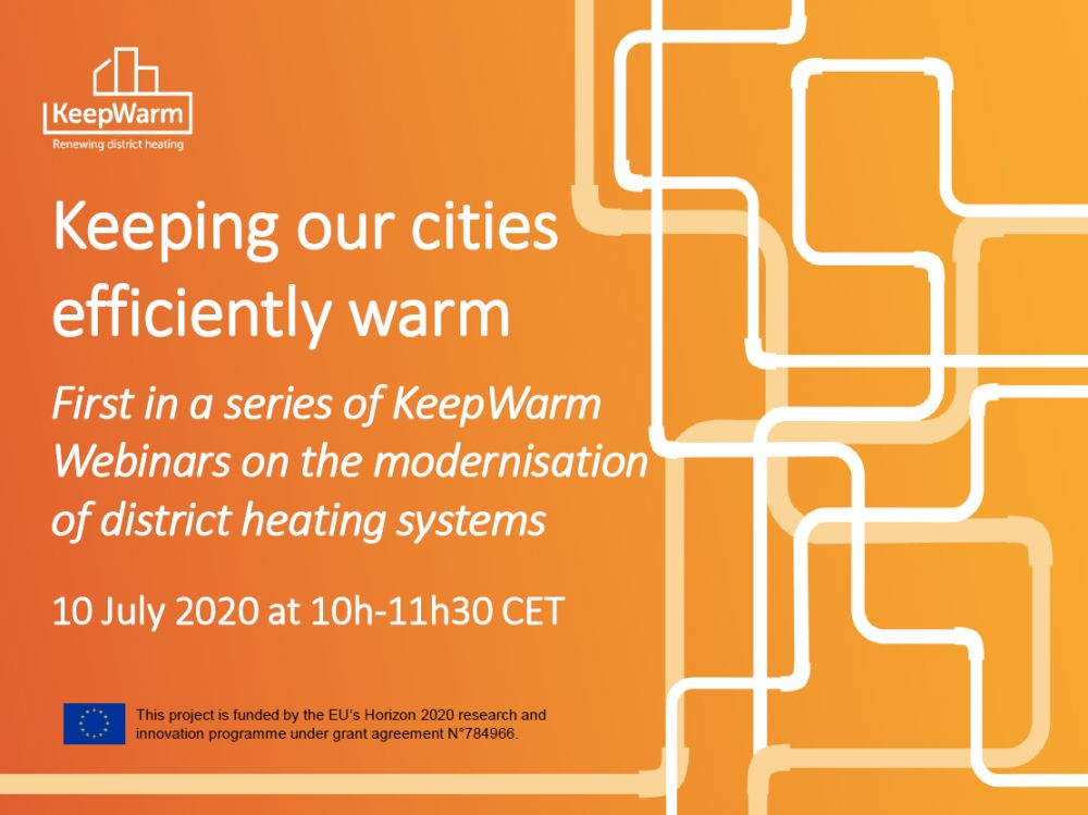 Keeping our cities efficiently warm