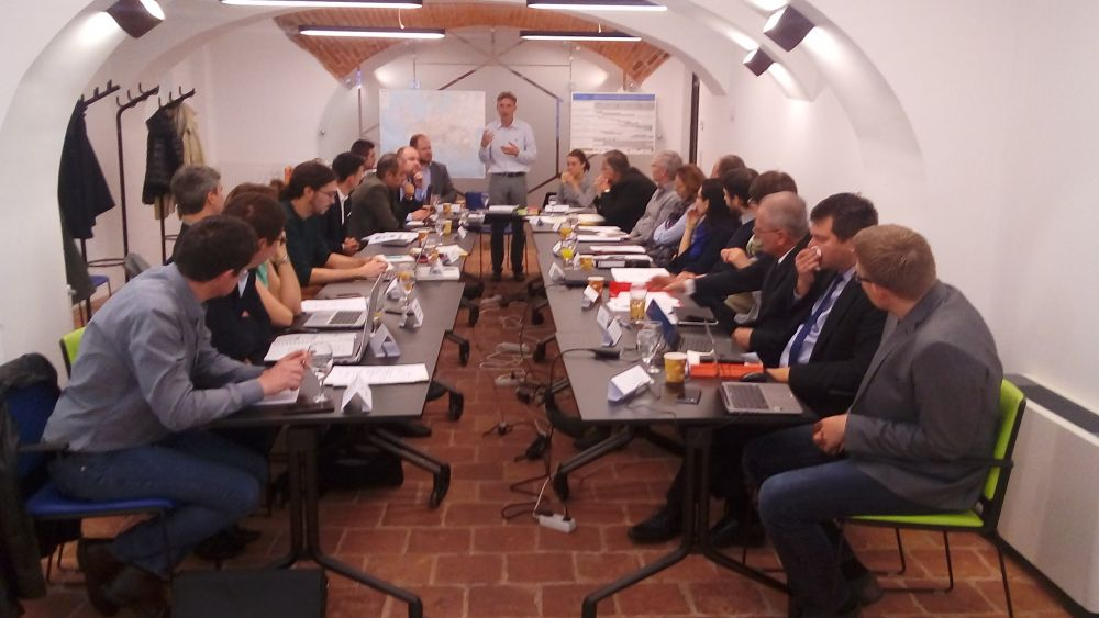 KeepWarm Kick-off meeting took place in Zagreb
