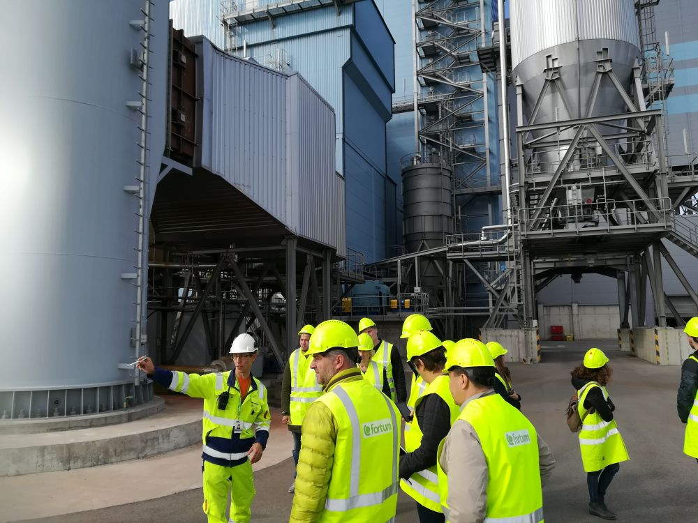 Capacity building on use of RES, waste and excess heat in Latvia